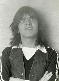 Malcolm Mitchell Young the greatest and most overlooked rhythm guitar player of all time in the history of forever