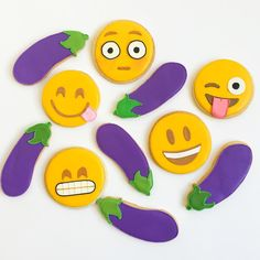 """""""The end of eggplant season is getting mixed reactions!"""""""