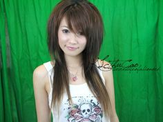 I love Asian mullets