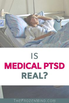 What is Medical PTSD and what are some things you can do to manage it. Mental Illness, Chronic Illness, Chronic Pain, Lifestyle Group, Healthy Lifestyle, Wellness Tips, Health And Wellness, Mental Health Treatment, Make A Person