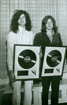 Jimmy Page & John Paul Jones