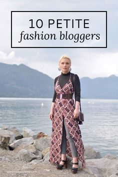 Petite fashion bloggers: Of the ones I follow I often have no idea they're of such small stature - it's all to do with how stylish they are and how cleverly they dress their small frames. See the style of my favourite petite bloggers as part of my series of featured blogger round ups.