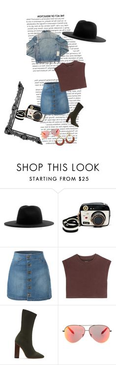 """""""Preaching to the Choir"""" by chelsofly on Polyvore featuring Études, Betsey Johnson, AMIRI, LE3NO, adidas Originals, YEEZY Season 2 and Victoria Beckham"""