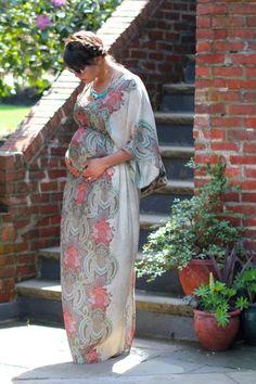Boho Bebe, outfit du jour at 27 weeks via Mon Petit Chou Chou - Blog