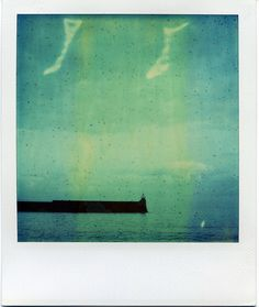 Colliure France – Polaroid Sx70