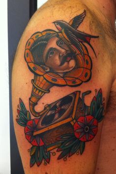 By Mirko Colli #TAttoo #Adrenaline #Follonica