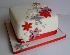 Awesome Christmas Cake Decorating Ideas & christmas cake design | HOLIDAYS | Pinterest | Christmas cake ...