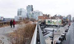 High Line NYC.