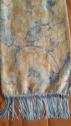 Dettaglio sciarpa
