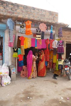 Storefront in Rohet Garh,  Jodhpur India- Rajasthan