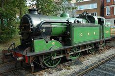 /by lensman2 #flickr #steam #engine