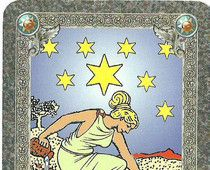 Star Card in Tarot.... your authentic self!