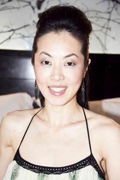 The lovely Diana Seo B Spa Bar Founder