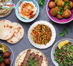Established in Al Wadi Al Akhdar is a leading Lebanese food brand. Discover our Middle Eastern and international products & recipes. Lebanese Cuisine, Lebanese Recipes, Delicious Food, Tasty, Eat Your Heart Out, Quebec, Eating Well, Cooking Recipes, Website