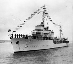 ORP Wicher (31.07.1932) Navi, My Heritage, Sailing Ships, Weapon, Poland, Boat, History, Ships, Dinghy