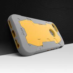 Balaji Wireless // Zizo Proton // Gray   Yellow