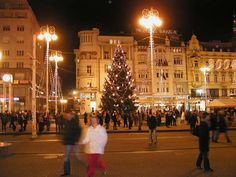 Christmas in Zagreb- great time to visit during Christmas