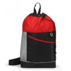 Gemline Oceanside Sport Tote - Red (One) Brand: GEMLINE Product Code: 1341200 Availability: 228 Price: $13.19