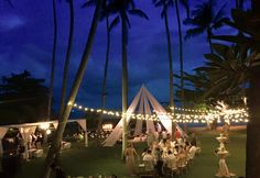 Wedding Reception at Ban Sairee by Dreamcatchers Events