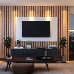 A imagem pode conter: sala de estar e interiores