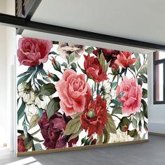 Margaret   Wall Mural   WallsNeedLove