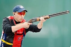 Vincent Hancock (USA), only 23 years old, wins the gold in Men's Skeet Shooting. Skeet Shooting, Trap Shooting, Shooting Sports, Olympic Shooters, Rio Olympic Games, Olympic Gold Medals, Olympics, Competition, Japanese Culture