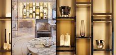 Hotel Shelf Design, Wall Design, Interior Decorating, Interior Design, Hotel Interiors, Hospitality Design, Commercial Interiors, Contemporary Interior, Living Room Interior