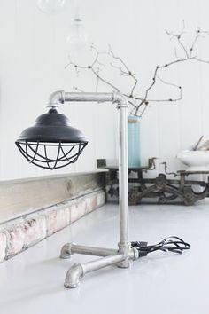 Industrial Light: Mias Interior