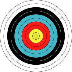 File:Archery Target 80cm.svg