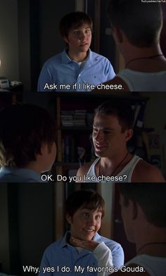 Do you like cheese?