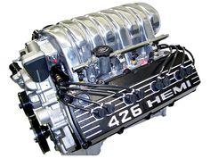 Mopar 426 Hemi Engine