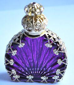 gszcorporation.com New Wholesale Czech Handmade Jeweled Filigree Perfume/Oil Bottles and Pendants.