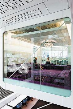 Big Mac: Clive Wilkinson Designs Macquarie Group's Massive Headquarters