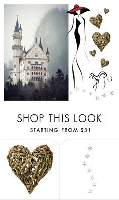 """""""German Princess"""" by leilia-s ❤ liked on Polyvore featuring Sugarboo Designs"""