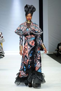 bd98e03ab16c South African Fashion Week Commemorates 21 Years Of Highlighting African  Designers - Essence