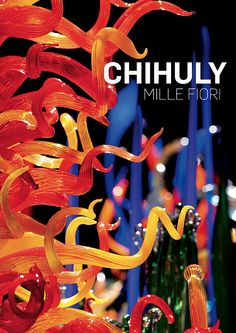 Chihuly Mille Fiori Note Card Set, Second Edition
