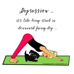 DOWNWARD DOG - A humongous collection of my illustrated inspirational quotes to brighten even the darkest of days :) Downward Dog, Under Construction, The Darkest, Identity, Inspirational Quotes, Illustration, Projects, Fictional Characters, Collection