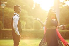 Pre-Wedding Shoot | Rashi & Abhishek by R K Images