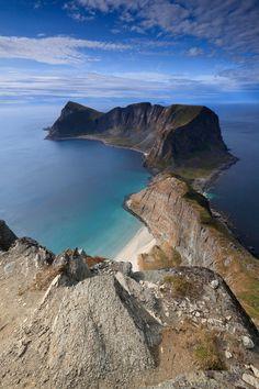 Vaeroy, Lofoten Islands | Norway (by Maciej Bujak)