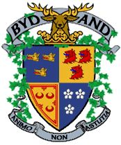 House of Gordon clan insignia