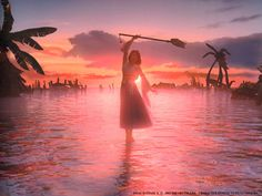 FFX - Yuna performing the Sending. When a person dies, their soul remains on Earth and begins to grow envious of those who still live until one day, the hatred transforms them into fiends that prey on the living. With the Sending, the souls are laid to rest for eternity in The Farplane.