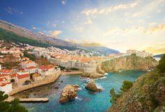 Dubrovnik,+Croacia