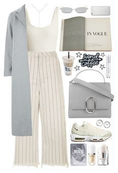 """light"" by s-ensible ❤ liked on Polyvore featuring ASOS, Solid & Striped, Topshop, Gentle Monster, New Look, 3.1 Phillip Lim, Alexander Wang, Assouline Publishing, NIKE and MILK MAKEUP"