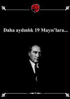 Gençler bize, yarınlar gençlere emanet!. 19 Mayıs Atatürk'ü Anma Gençlik ve Spor Bayramı'mız kutlu olsun...