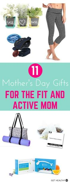 PAMPER your mom with these 11 great gifts to help her feel her best this Mothers Day! And the best gift of all—is the gift of good health!