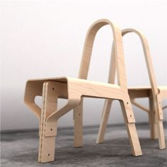 Wood Chair for Art On Chairs Competition . 2012 by Pedro Sousa