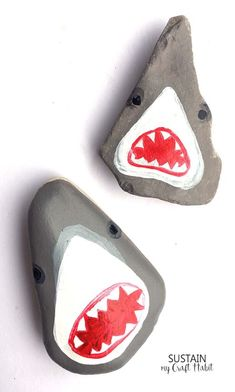Rock Crafts: Fun Things for Kids to Make and Do!
