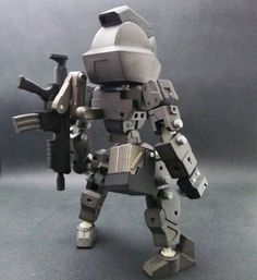 3d Printed Robot, Master Chief, Prints, Character, Lettering