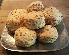 Easy To Make Cheese Scones.