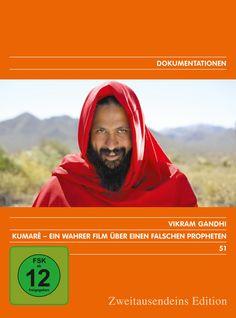 Kumaré - Ein wahrer Film über einen falschen Propheten. Zweitausendeins Edition Dokumentationen 51